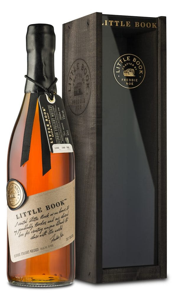 Little Book Blended Straight Whisky Litchfield Wine