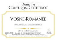 Domaine Confuron-Cotetidot Vosne-Romanée 2015