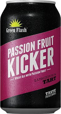 8edbd8577b3 Green Flash Brewing Company Passion Fruit Kicker 6 pack 12oz Can