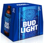 Budweiser Bud Light 12 pack 355ml Bottle