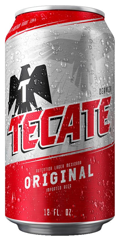 Tecate Cerveza 32oz Bottle Argonaut Liquor