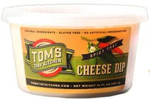 Tom's Tiny Kitchen Spicy Thai Cheese Dip