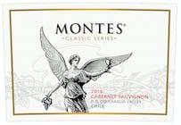 Montes Classic Series Cabernet Sauvignon 2016