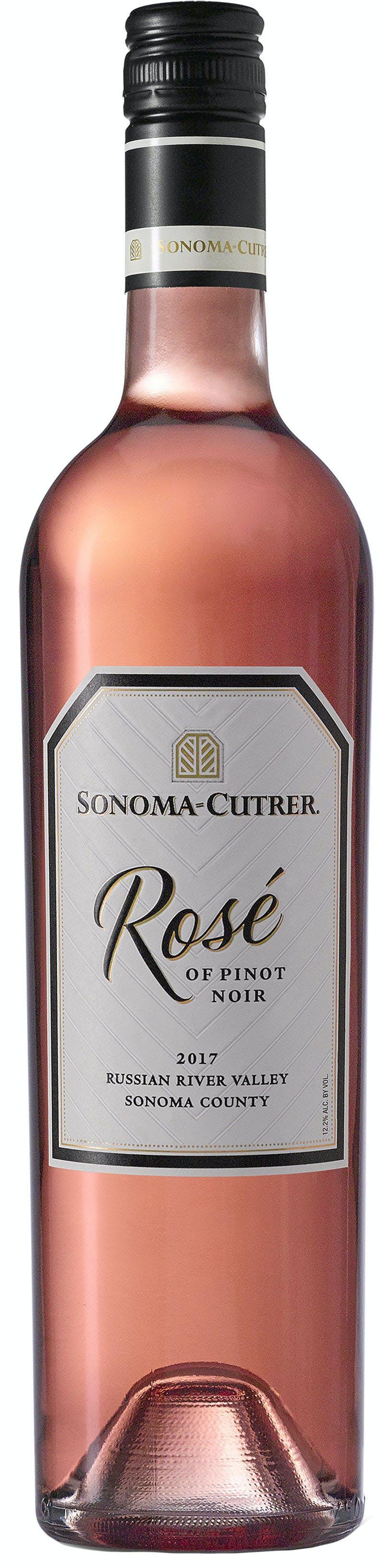 Sonoma Cutrer Rose of Pinot Noir 2017