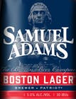 Samuel Adams Boston Lager 12 pack 355ml Can