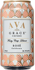 Ava Grace Rosé Can NV 375ml