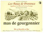 Mas de Gourgonnier Les Baux de Provence 2016