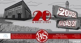 Bolero Snort 20th & Broad Street NV 750ml