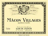 Louis Jadot Mâcon Villages 2017