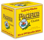 Pacifico Clara Cerveza 12 pack 12oz Bottle