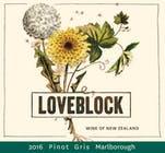 Loveblock Pinot Gris 2016