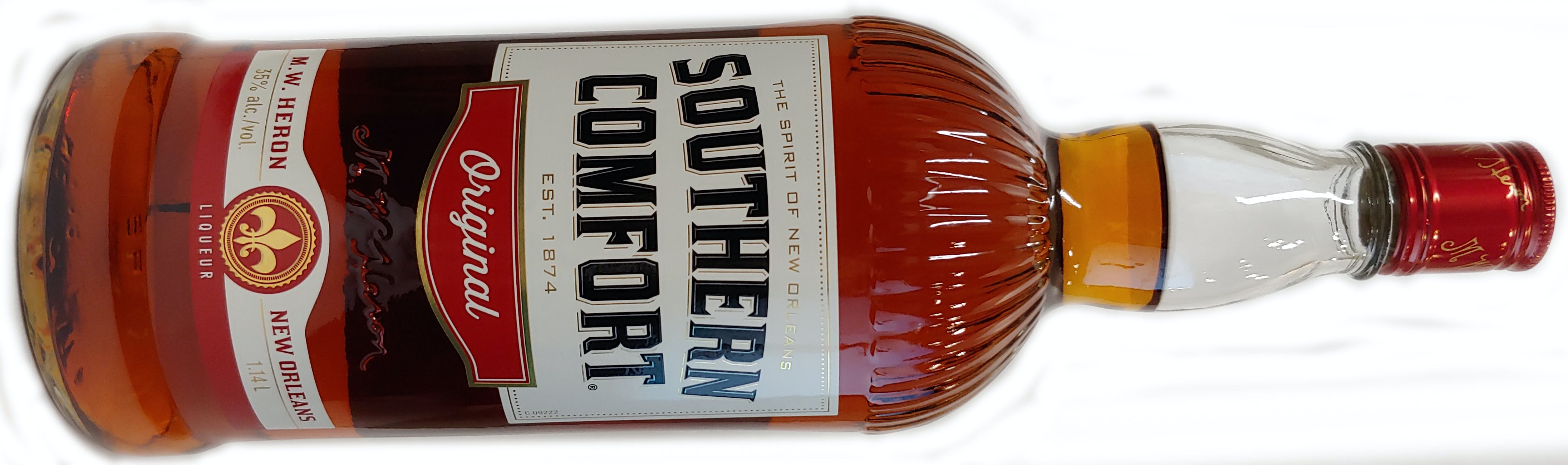 Southern Comfort Liqueur 100 Proof 375ml Buster S Liquors Wines