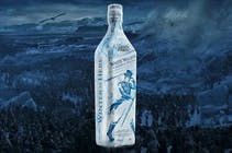Johnnie Walker white walker edition 12 year old