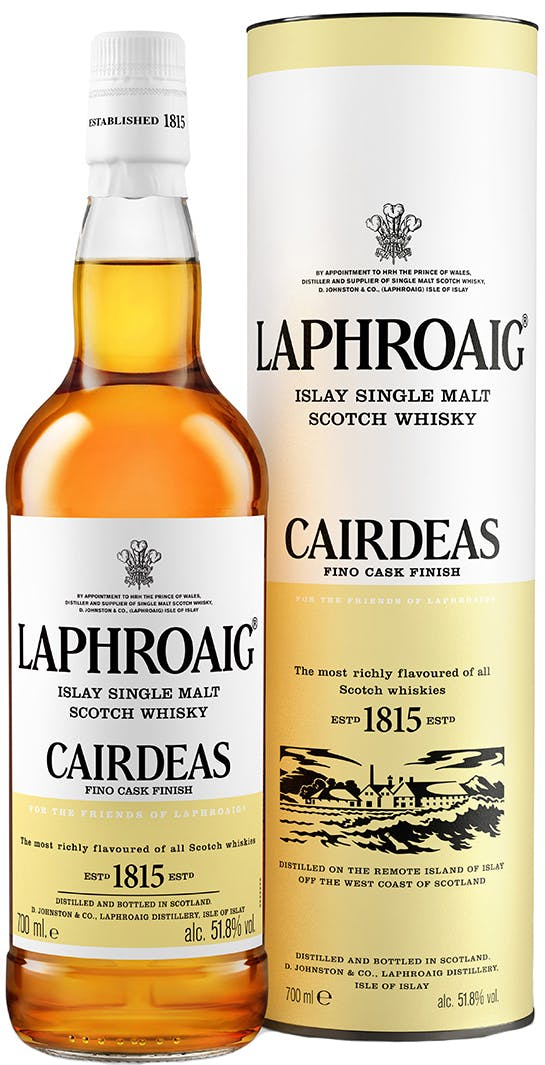 Laphroaig Cairdeas Fino Islay Single Malt Scotch Whisky 2018