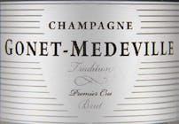 Gonet Medeville Brut Premier Cru Tradition NV