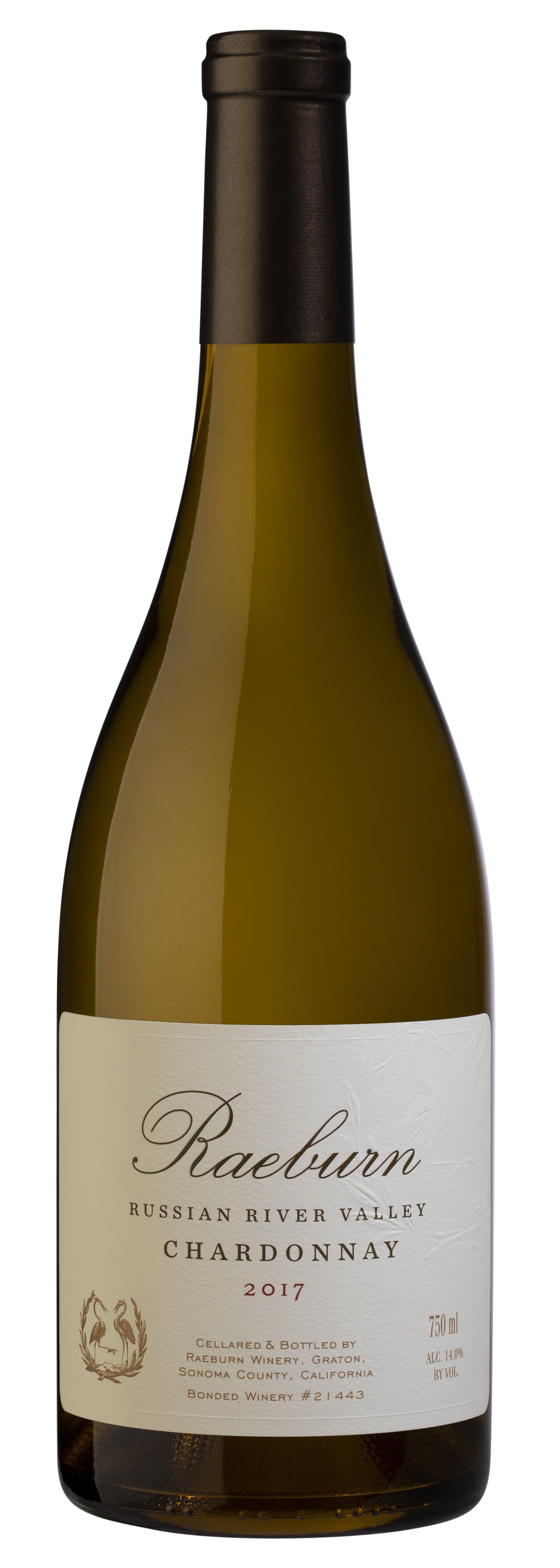 Raeburn Russian River Chardonnay 2017 The Vineyard