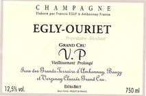 Egly-Ouriet Champagne Extra Brut VP NV