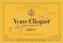 Veuve Clicquot Champagne Brut Yellow Label (1.5 L - Magnum) NV 1.5L