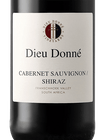 Dieu Donné Vineyards Cabernet/Shiraz 2016