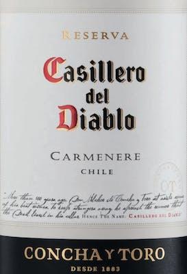 Concha y Toro Casillero Del Diablo Carmenere 2017