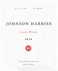 Johnson Harriss Cuvée Wentz 2014