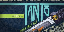 Barrier Brewing Tanto IPA 4 pack 16oz Bottle