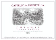 Castello di Farnetella Chianti Colli Senesi 2016