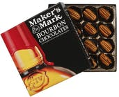 Maker's Mark Bourbon Chocolates 8oz