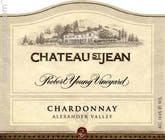 Chateau St. Jean Robert Young Vineyard Chardonnay 2015