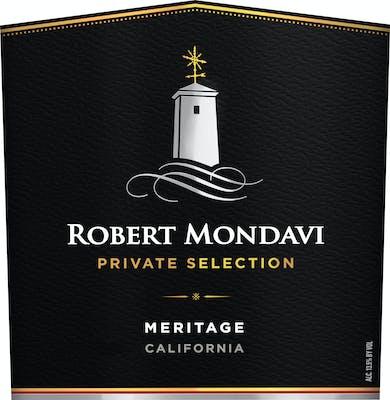 Robert Mondavi Private Selection Meritage 2016