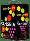 Beso Del Sol Red Sangria 3L Box
