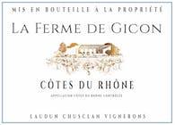 La Ferme de Gicon Côtes du Rhone Rosé 2018
