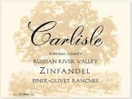 Carlisle Piner-Olivet Ranches Zinfandel 2017