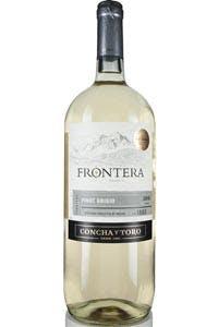 Concha Y Toro Frontera Pinot Grigio 2018 15L
