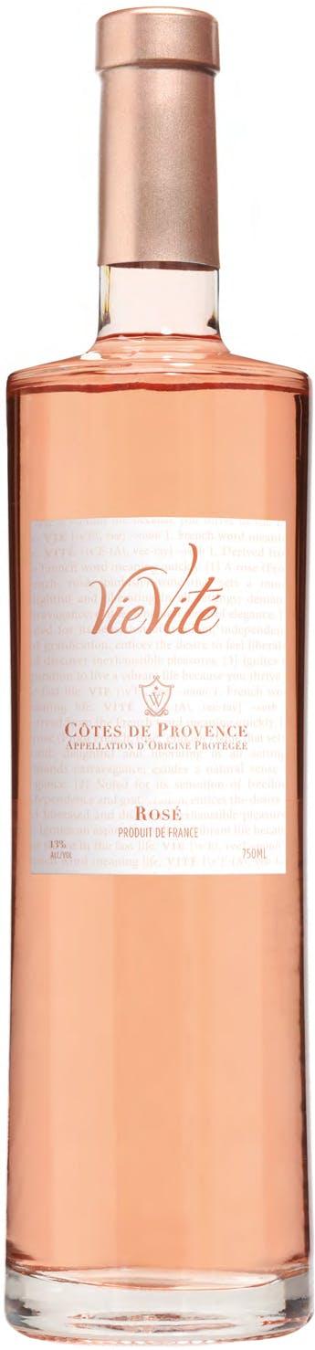 Vie-Vité Côtes de Provence Rosé