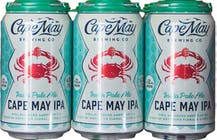 Cape May Brewing Company Cape May India Pale Ale 6 pack 12oz