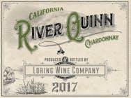 Loring Wine Company  River Quinn Chardonnay 2017