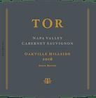 Tor Oakville Hillside Cabernet Sauvign  2016