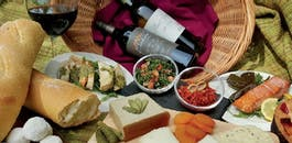 Spirited Wines Picnic Pre-Concert Spread for Two