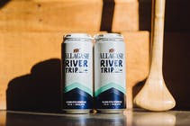 Allagash River Trip 4 pack 16oz Can
