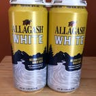 Allagash White 4 pack 16oz Can