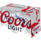 COORS LIGHT LIGHT 24 CANS 24pk