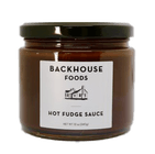 Backhouse Foods Nana's Famous Hot Fudge Sauce 11.5oz Jar