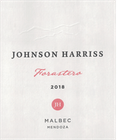 Johnson Harriss Forestero Malbec 2018