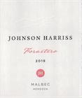 Johnson Harriss Forestero Malbec 2018