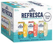 Corona Refresca Variety Pack 12 pack 200ml Can