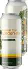 Hi-Wire Brewing Tropical Fruit Golden Ale 4 pack Can