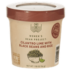Women's Bean Project Cilantro Lime With Black Beans And Rice 2oz