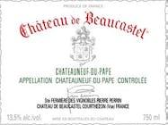 Château de Beaucastel Châteauneuf du Pape 2005