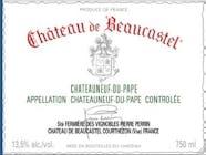 Château de Beaucastel Châteauneuf du Pape 1993 3L